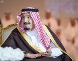 خادم الحرمين الشريفين يدعو أمير دولة قطر لحضور مهرجان الملك عبدالعزيز للإبل