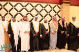 أسرة المبارك تحتفل بزواج نجلها
