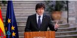 إسبانيا تصدر مذكرة اعتقال بحق بودجيمون وأربعة من وزرائه