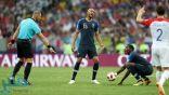 فرنسا تتوَّج بكأس العالم