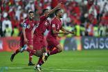 قطر تضرب موعدًا مع اليابان في نهائي كأس آسيا
