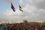 تجميد نتائج استفتاء كردستان ووقف العمليات القتالية