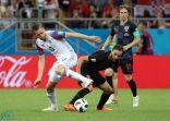كرواتيا تفوز على أيسلندا 2-1