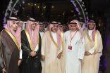 """سمو الأمير فهد بن مقرن يفتتح معرض """"التميز والأناقة"""" بـ""""هيلتون"""" جدة"""