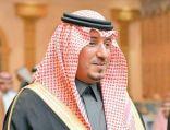 الأمير منصور بن مقرن يفتتح فعاليات قرية عسير التراثية