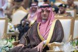 الأمير عبدالعزيز بن سعود يستقبل وزراء داخلية لبنان والكويت والأردن وفلسطين