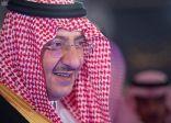 سمو ولي العهد يرعى العرض العسكري لوحدات قوات الأمن الخاصة