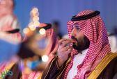 ولي العهد يتلقى اتصالًا هاتفيًا من أمير دولة قطر