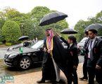 نيابة عن خادم الحرمين .. الأمير تركي بن محمد بن فهد يحضر مراسم تنصيب إمبراطور اليابان