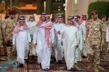 وزير الداخلية يتفقد قوات الأمن الخاصة المشاركة في مهام أمن الحج