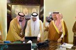 الأمير خالد الفيصل يدشن خدمة الجيل الخامس في مكة المكرمة والمشاعر المقدسة