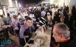 جدة تشهد إطلاق فعاليات الأسبوع العالمي للقهوة بحضور أكثر من 2000 شخص