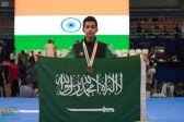 أخضر التايكوندو يحقق 10 ميداليات في البطولة الدولية بالهند