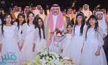 """بالصور .. الأمير مشعل بن ماجد يرعى حفل جمعية مراكز الأحياء بجدة """" إنجاز """""""