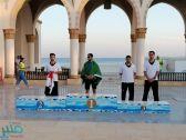 لاعب المنتخب السعودي العباس يحقق ذهبية العالم في التايكوندو