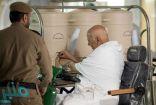 إدارة سقيا زمزم بالمسجد الحرام تخصص عربات لذوي القدرت الخاصة