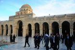 مشروعات خادم الحرمين الشريفين في تونس تجسيد للعلاقة الوثيقة بين البلدين