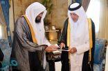 أمير مكة يُدشن برنامج وزارة الشؤون الإسلامية للاحتفاء باليوم الوطني بالمنطقة