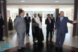النائب العام يزور مركز الملك فهد الثقافي الإسلامي في الأرجنتين