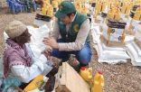 مركز الملك سلمان للإغاثة يوزع 1,000 سلة غذائية لمتضرري الفيضانات في الصومال