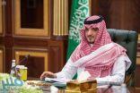 """وزير الداخلية يدشن منصة """"أبشر حكومة"""" والواجهة الجديدة لمنصة """"أبشر أفراد"""""""