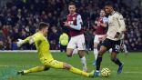 مانشستر يونايتد يُجهز على بيرنلي بهدفين نظيفين