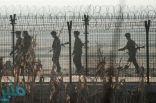 تبادل لإطلاق النار بين الكوريتين