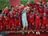 بايرن ميونيخ يتوج بكأس العالم للأندية ويكمل السداسية