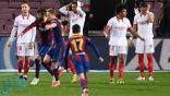 ريمونتادا بيكيه.. برشلونة إلى نهائي الكأس بعد مباراة مجنونة