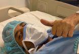 الفنان خالد سامي يدخل غرفة العمليات لإجراء زراعة كبد ويطلب الدعاء له