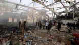 الجيش اليمني يجري تحقيقات داخلية لكشف ملابسات حادث قاعة العزاء