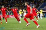 بالفيديو .. إنجلترا تهزم كولومبيا بضربات الجزاء وتصعد لملاقاة السويد في دور الثمانية