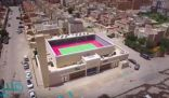 بالفيديو: مسجد معمور .. بُني ليكون أنموذجاً عصرياً بصيدلية وصراف وحضانة وميزات أخرى