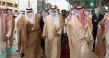الأمير خالد الفيصل يشهد حفل إعادة تسيير رحلات قطار الحرمين السريع