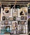بالفيديو والصور.. إهمال وتحطيم لوحات تشكيليين بمعرض فني بخميس مشيط.. واللجنة السياحية تتدخل