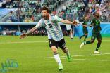 بالفيديو: الأرجنتين تفوز على نيجيريا في الدقائق الأخيرة وترافق كرواتيا إلى دور الـ16