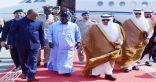 رئيس غينيا يصل الرياض