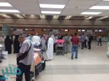 رئيس هيئة الطيران يعترف بوجود قصور كبير في جودة الخدمة بمطار الملك عبدالعزيز الدولي في جدة