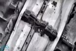 """بالفيديو.. """"التحالف"""" يرصد إحراق مليشيا الحوثي محطة وقود ومستودعا إغاثيا في الحديدة"""
