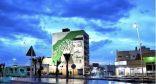 بالفيديو والصور.. سعودي يرسم جدارية للملك المؤسس بارتفاع 18 طابق