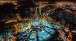 مصور يلتقط صور رائعة من السماء لمكة أثناء الحج.. وهكذا علق!