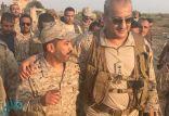 شاهد.. الأمير فهد بن تركي يتجوّل في مدينة ميدي اليمنية بعد تحريرها من الحوثيين