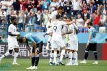 شاهد.. فرنسا تحجز مقعداً في دور نصف النهائي بالمونديال بعد فوزها على الأوروغواي بهدفين نظيفين