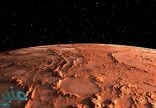 ظاهرة غريبة.. المريخ يتوهج باللون الأخضر على عكس اسمه (صور)