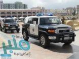 دوريات الأمن تباشر 3500 قضية جنائية وتضبط 1700 مركبة في أسبوع
