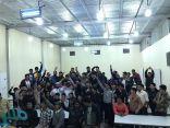 مكالمة هاتفية تقود داعية لتجمع عمالي وتسهم في إشهار 86 نيباليا إسلامهم في الرياض