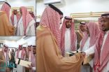 أمير مكة بالنيابة #بدر_بن_سلطان يترأس اجتماع المجلس المحلي بمحافظة #خليص
