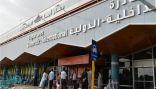 التحالف : سقوط مقذوف معاد على مطار أبها الدولي أطلقته المليشيا الحوثية