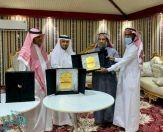 لجنة التنمية الاجتماعية الأهلية بناوان تكرم أعضاء اللجنة السابقين