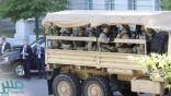 البنتاغون ينقل حوالي 1600 من قوات الجيش إلى واشنطن